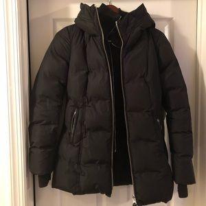Mackage Black Puffer Winter Coat